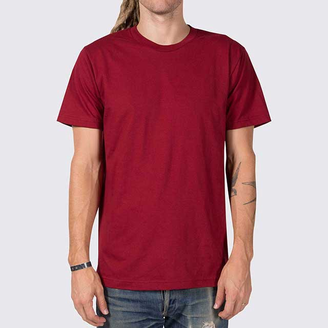 07643465 They are still very early on, so product changes may come, but for now,  from fit to feel, these tees are spot on with their American Apparel  predecessors.