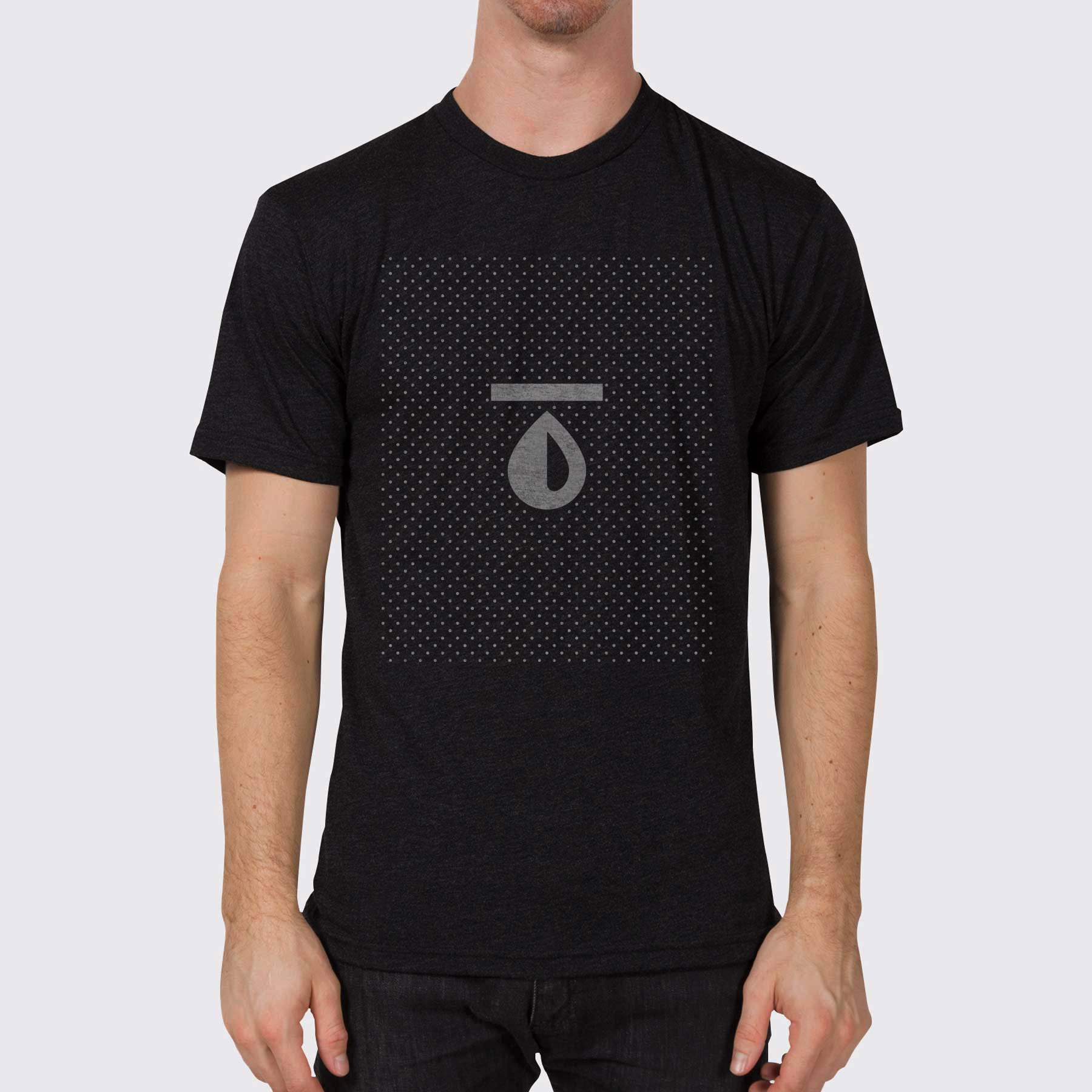 Black t shirt mock up - Black T Shirt Mock Up 18